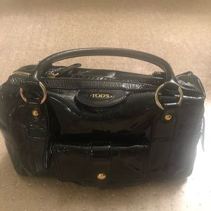 🎉HP🎉 Beautiful Tod's patent leather bag